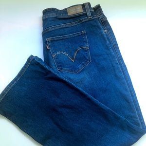Women's Levi's Perfectly Shaping 513 Bootcut 18w